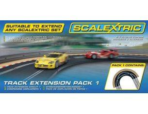 SCALEXTRIC Sport Track C8510 Track Estension Pack 1 Modellino