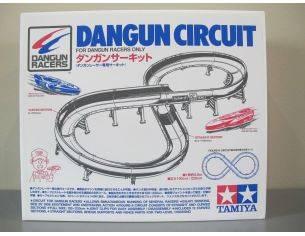 Tamiya 69542 Pista Dangun Circuit solo per Macchine Dangun Mini Serie Modellino