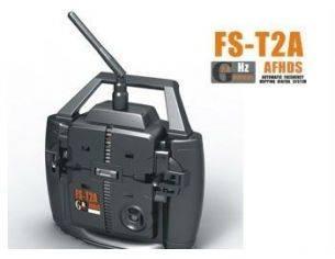 Fly Sky FS-T2A 2ch 2.4Ghz RADIOCOMANDO a Stick Modellino