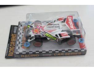 Racing Cars HP3 Auto Elettrica 4WD WHITE/BIANCO RADIOCOMANDO Modellino