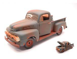 Greenlight GREEN12968 FORD F1 PICK UP TRUCK FORREST GUMP RUSTY BROWN 1:18 Modellino