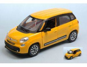 New Ray NY51193FY FIAT 500L YELLOW 1:32 Modellino