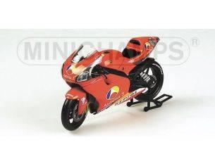 MINICHAMPS 122026306 YAMAHA MOTOGP 2002 N. ABE TEAM ANTENA 3 Modellino