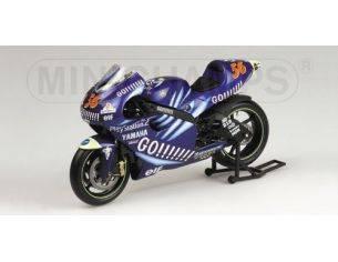 MINICHAMPS 122026356 YAMAHA YZR 500 S. NAKANO MOTOGP 2002 Modellino