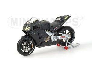 Minichamps PM122027946 HONDA V.ROSSI TEST BIKE 2002 1:12 Modellino