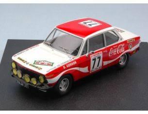 Trofeu TF1727 BMW 2002 N.77 RETIRED TOUR DE CORSE 1974 GORDON-GORDON 1:43 Modellino