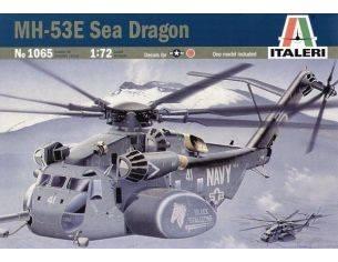 Italeri IT1065 Mh-53e Sea Dragon KIT DA MONTARE 1:72 Modellino