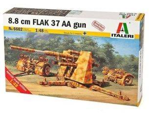 Italeri IT6502 Carro armato M-24 Chaffee Scala KIT 1:35 Modellino