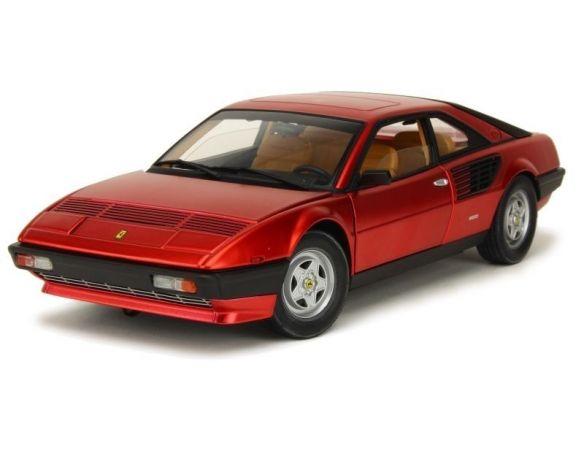 Hot Wheels Elite L2984 Ferrari Mondial 8 1982 1:18 Modellino