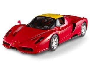 Hot Wheels Elite n2064 Ferrari Enzo Ferrari Die Cast 1:18 Modellino