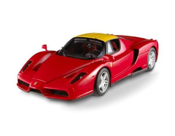 Hot Wheels Elite n2064 Ferrari Enzo Ferrari Die Cast 1:18 Modellino