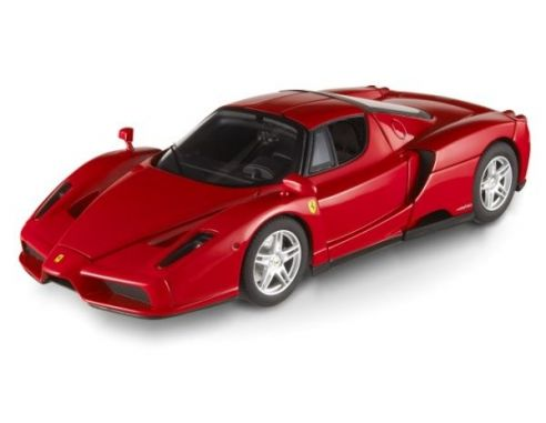 Hot Wheels HWP9907 FERRARI ENZO CHARLIE'S ANGELS 1/18 Modellino