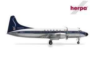 HERPA AEREO 553247 CROSSAIR SAAB 340 1/200 Modellino