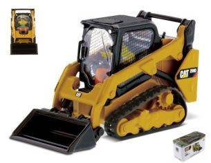 Diecast Master DM85525 CAT 242D SKID STEER LOADER 1:50 Modellino