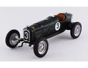 Rio RI4524 ALFA ROMEO P3 N.3 11th BROOKLANDS 1939 KENNETH EVANS 1:43 Modellino