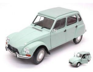 Solido SL1800302 CITROEN DYANE 6 1967 VERT JADE 1:18 Modellino