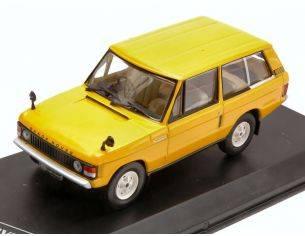 White Box WB248 RANGE ROVER 3.5 1970 YELLOW 1:43 Modellino