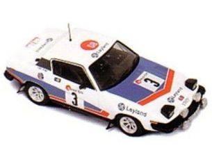 Trofeu TF2004 TRIUMPH TR 7 N.3 SPA 1977 1:43 Scatola Rovinata Modellino