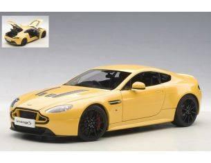 Auto Art / Gateway AA70252 ASTON MARTIN V12 VANTAGE S 2015 GIALLO 1:18 Modellino