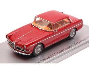Kess Model KS43000214 ALFA ROMEO 1900 CSS COUPE' LUGANO GHIA AIGLE 1957 RED 1:43 Modellino