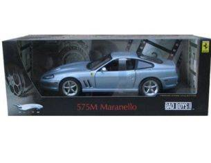 Hot Wheels Elite HWP9906 FERRARI 575 MM MARANELLO BAD BOYS II 1:18 Modellino