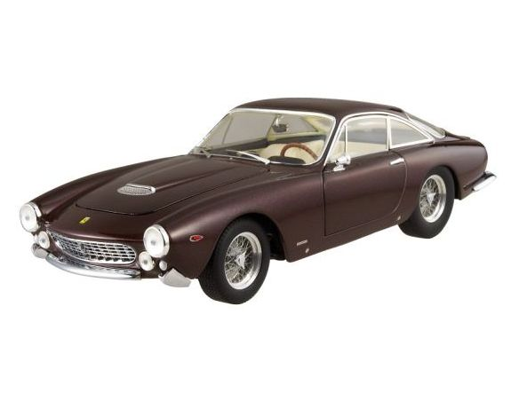 Hot Wheels P9912 Ferrari 250 GT Berlinetta Steve Mc Queen 1:18 Elite Modellino