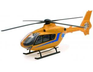 New Ray NY26053 EUROCOPTER EC135 ELICOTTERO FARMACEUTICO 1:34 Modellino