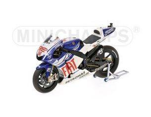 Minichamps PM122103099 YAMAHA J.LORENZO 2010 WORLD CHAMPION 1:12 Modellino
