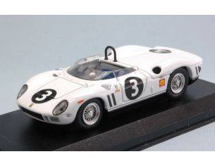 Art Model AM0362 FERRARI 330 P N.3 2nd GP CANADA MOSPORT 1964 L.SCARFIOTTI 1:43 Modellino