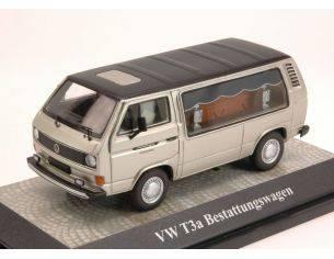 Premium Classixx PREM18430 VW T3A HEARSES BESTATTUNGSWAGEN 1:43 Modellino