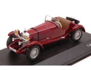 White Box WB204 MERCEDES SSK 1928 AMARANT 1:43 Modellino