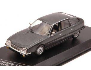 White Box WB250 CITROEN CX 2400 GTI 1977 SILVERGUN 1:43 Modellino