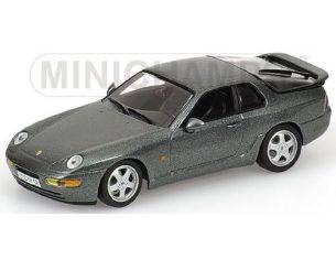 Minichamps 400062322 PORSCHE 968 CS 1993 GRIGIO 1/43 Modellino