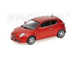 MINICHAMPS 400120800 ALFA ROMEO MITO ROSSO COMPETIZIONE 2009 1:43 Modellino