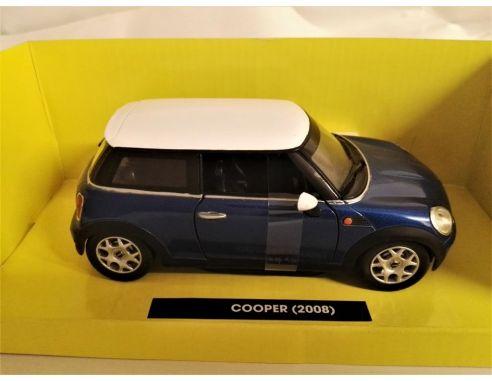 New Ray 71013 MINI COOPER 2008 1:24 Modellino