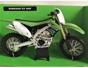 New Ray NY57783 KAWASAKI KX450F MOTOCROSS 1:12 Modellino