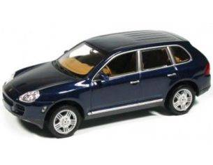 Minichamps 400061000 PORSCHE CAYENNE S BLU 2002 1:43 Modellino