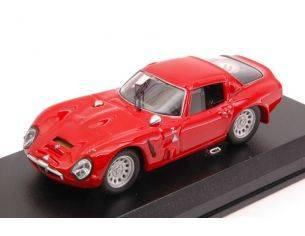 Best Model BT9087 ALFA ROMEO TZ2 1966 RED 1:43 Modellino