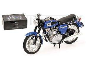 Minichamps PM122130101 BSA ROCKET III 1968 BLUE 1:12 Modellino