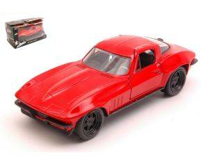 Jada JADA98306 LETTY'S CHEVY CORVETTE FAST & FURIOUS RED 1:32 Modellino