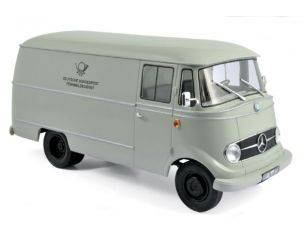Norev NV183417 MERCEDES L319 VAN DEUTSCHE POST 1957 GREY 1:18 Modellino
