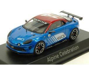 Norev NV517852 ALPINE CELEBRATION DIEPPE 2015 1:43 Modellino
