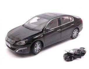 Paudi Model PD2286BK PEUGEOT 408 2014 BLACK 1:18 Modellino