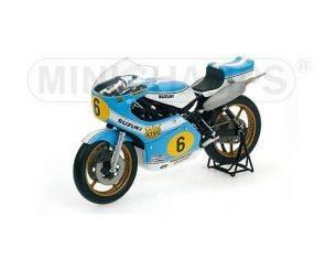 MINICHAMPS 122750006 SUZUKI XR14 BARRY SHEENE WINNER GP ASSEN 1975 Modellino