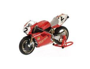 Minichamps PM122941202 DUCATI 916 C.FOGARTY WORLD CHAMPION SBK 1994 1:12 Modellino