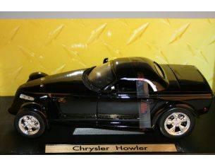 Motormax 73118 CHRYSLER HOWLER NERO 1:18 Modellino