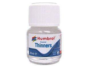 Humbrol Enamel Thinners 28ml Color Modellino