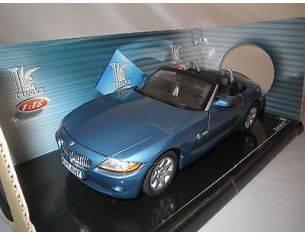 SOLIDO 8160 BMW Z4 AZZURRA 1:18 Auto Modellino