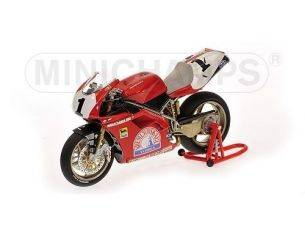 Minichamps PM122951201 DUCATI 916 C.FOGARTY 1995 WORLD CHAMPION SBK 1:12 Modellino