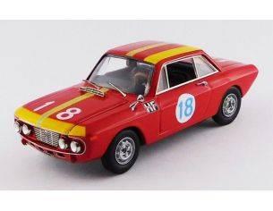 Best Model BT9660 LANCIA FULVIA 1300 HF N.18 11th (WINN.CLASS) T.FLORIO 1966 CELLA-MARZI Modellino